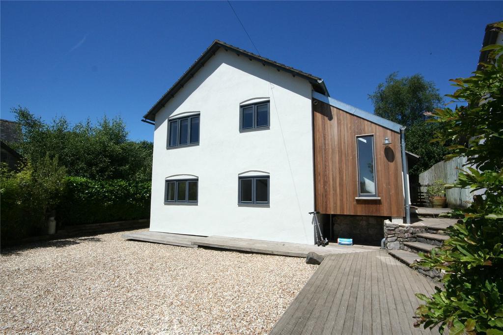 4 Bedrooms Detached House for sale in Sherwell Close, Staverton, Totnes, Devon, TQ9