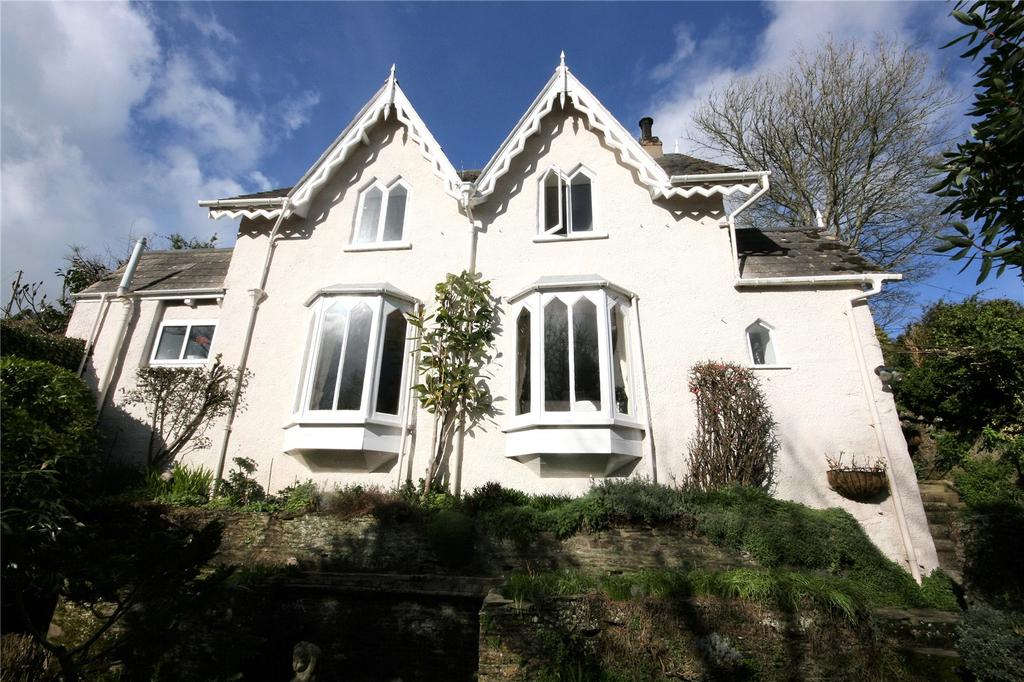 2 Bedrooms Detached House for sale in Weeke Hill, Dartmouth, Devon, TQ6
