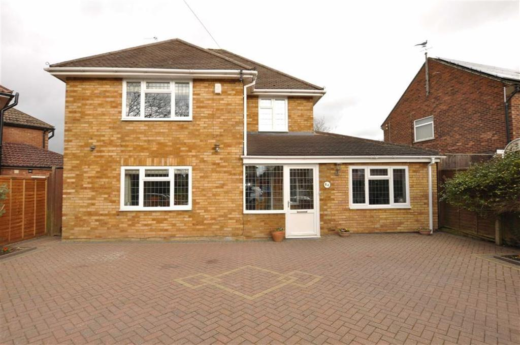 4 Bedrooms Detached House for sale in St Andrews Road, Leamington Spa