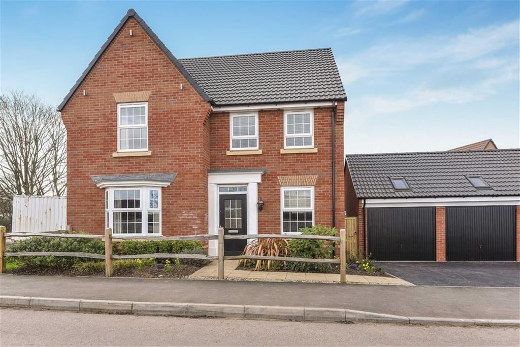 4 Bedrooms Detached House for sale in West View, Creech St Michael, Taunton, Somerset, TA3