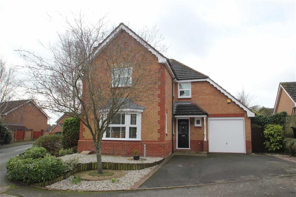 4 Bedrooms Detached House for sale in Shearman Road, Ludlow, Shropshire