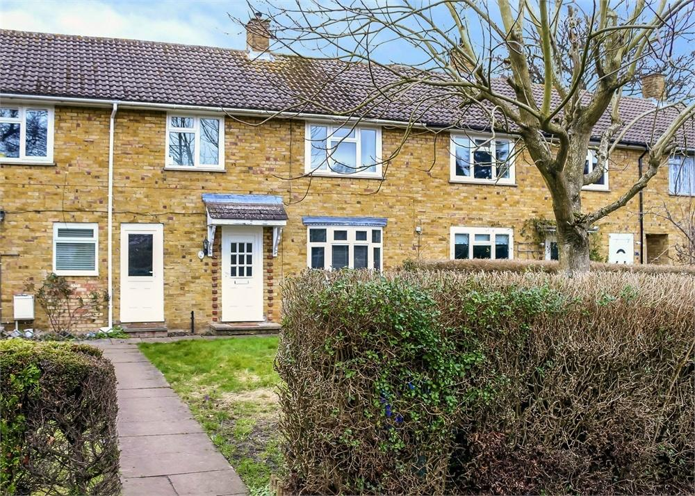 3 Bedrooms Terraced House for sale in Furzemoors, Easthampstead, Bracknell, Berkshire