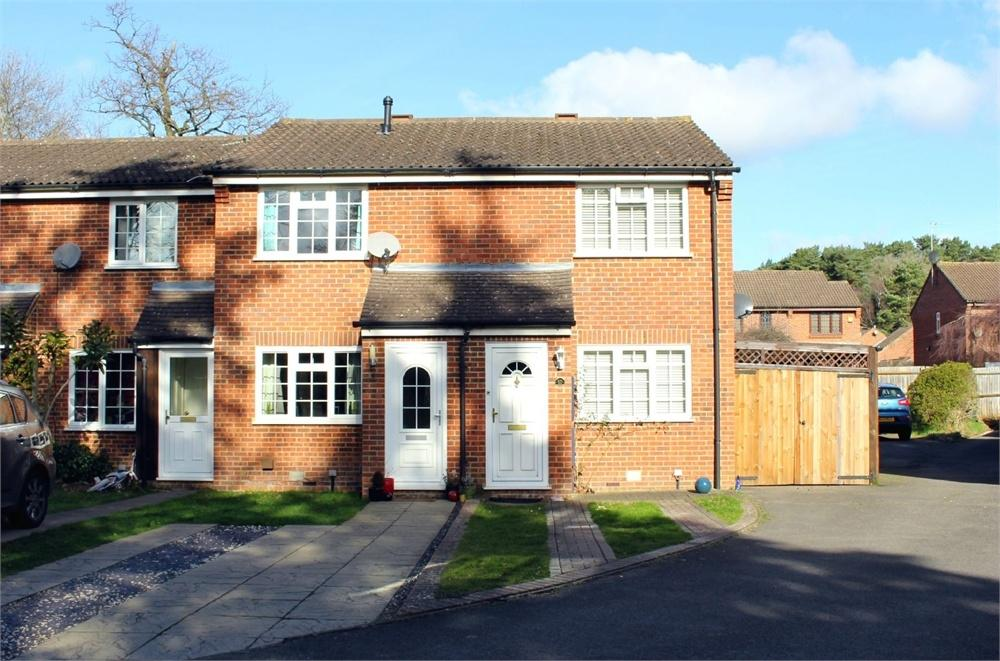 2 Bedrooms Terraced House for sale in Draycott, Forest Park, Bracknell, Berkshire