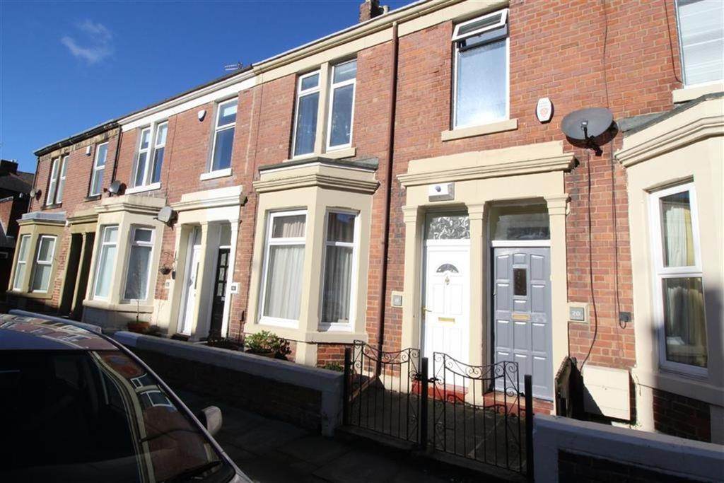 2 Bedrooms Flat for sale in Donkin Terrace, North Shields