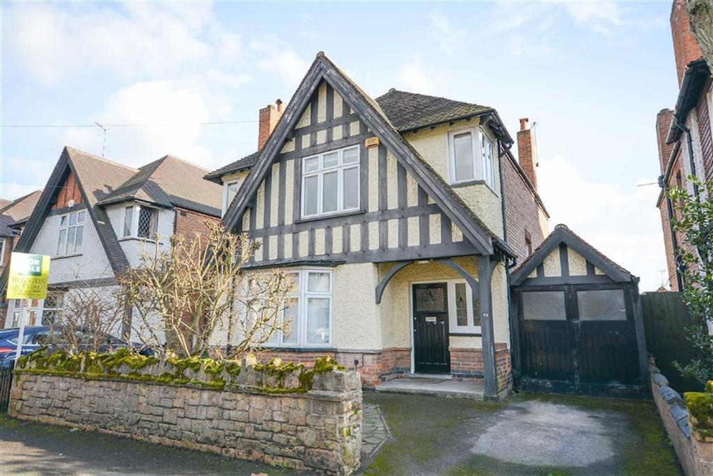 5 Bedrooms Detached House for sale in Chaworth Road, West Bridgford