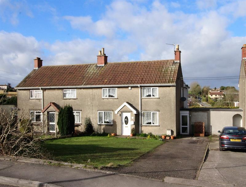 5 Bedrooms Semi Detached House for sale in The Mead, Farmborough, Bath