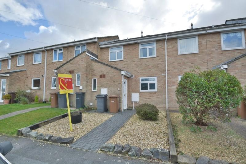 3 Bedrooms Terraced House for sale in March Close, Andover