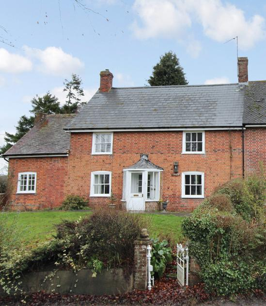 3 Bedrooms Cottage House for sale in Child Okeford, Dorset
