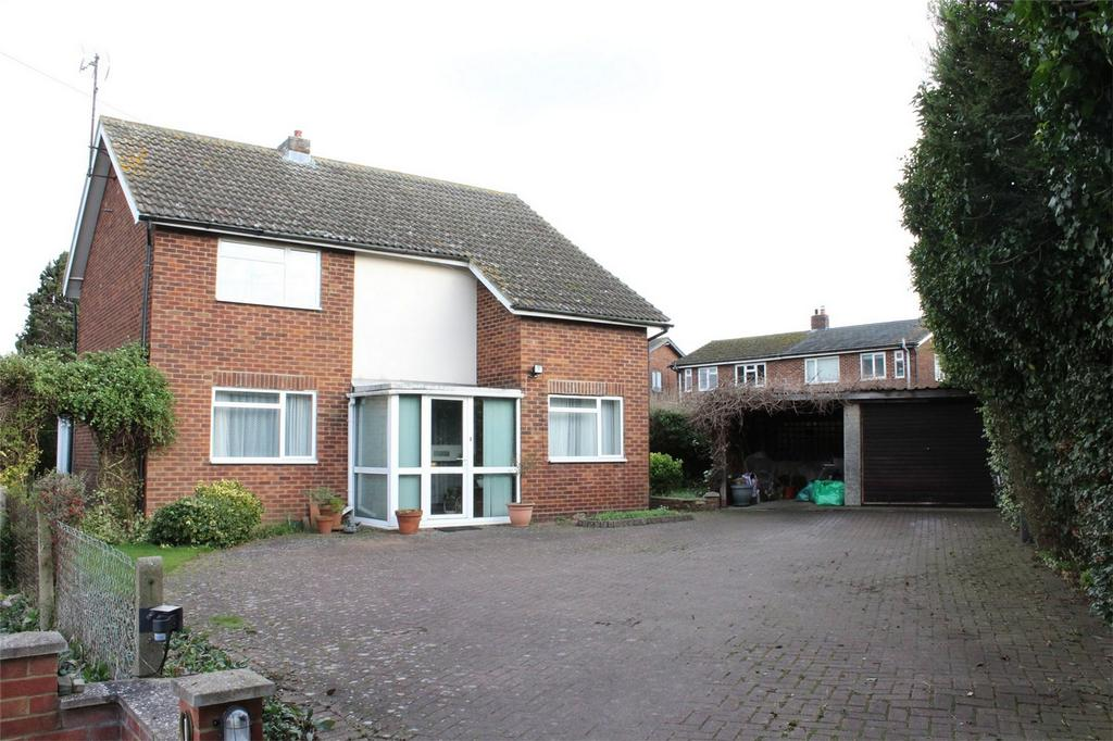 4 Bedrooms Detached House for sale in Crossways Close, Henlow, Bedfordshire
