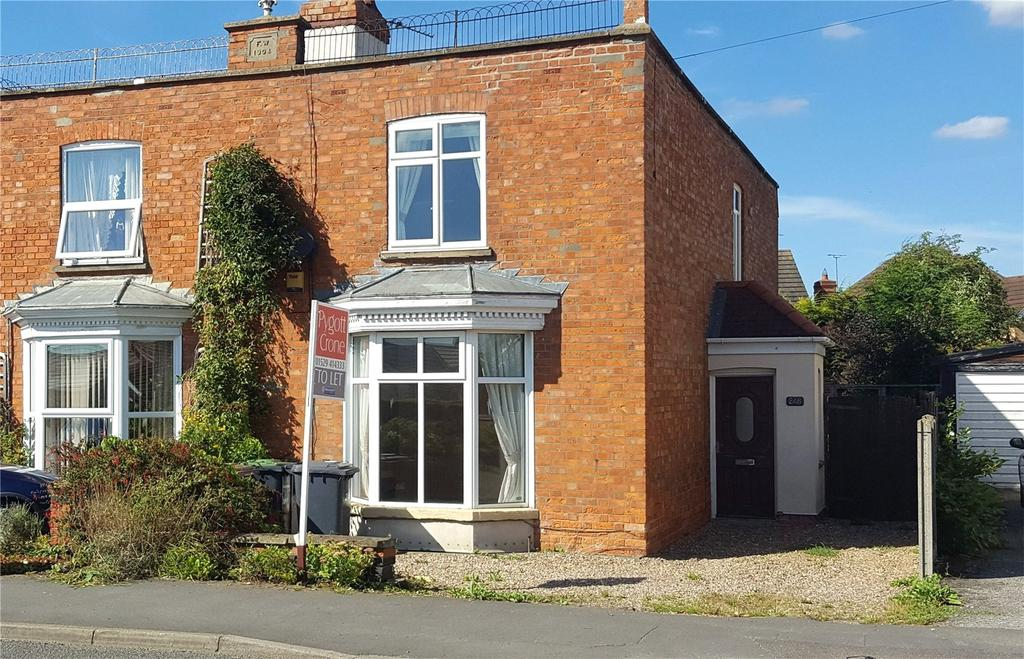 3 Bedrooms Semi Detached House for sale in Grantham Road, Sleaford, NG34