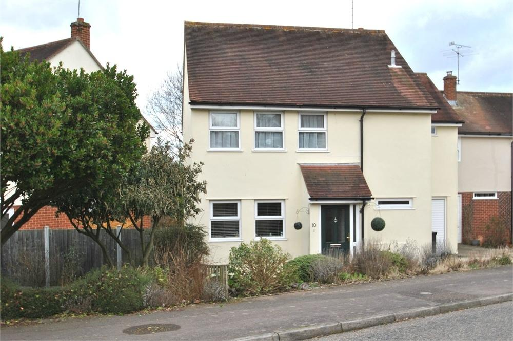 4 Bedrooms Detached House for sale in Rana Drive, BRAINTREE, Essex