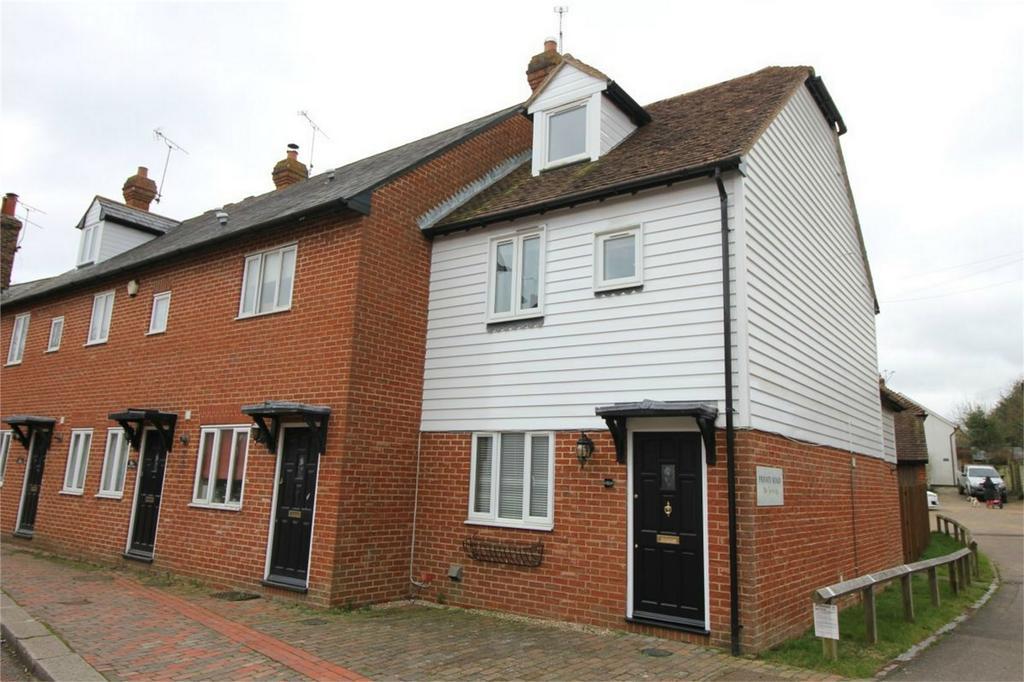 3 Bedrooms End Of Terrace House for sale in 10d High Street, ROBERTSBRIDGE, East Sussex