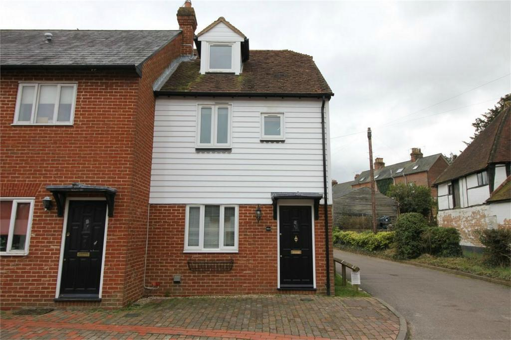 3 Bedrooms End Of Terrace House for sale in 10d High Street, ROBERTSBRIDGE, East Sussex