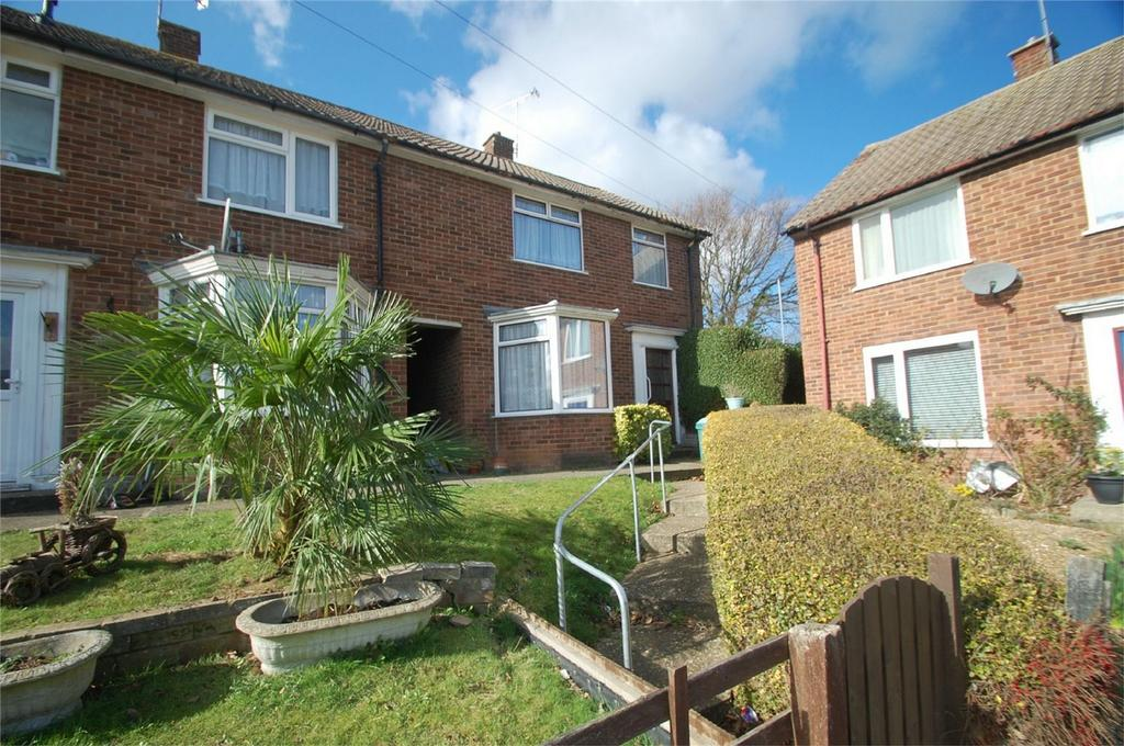 3 Bedrooms End Of Terrace House for sale in Henley Close, Rainham, Kent