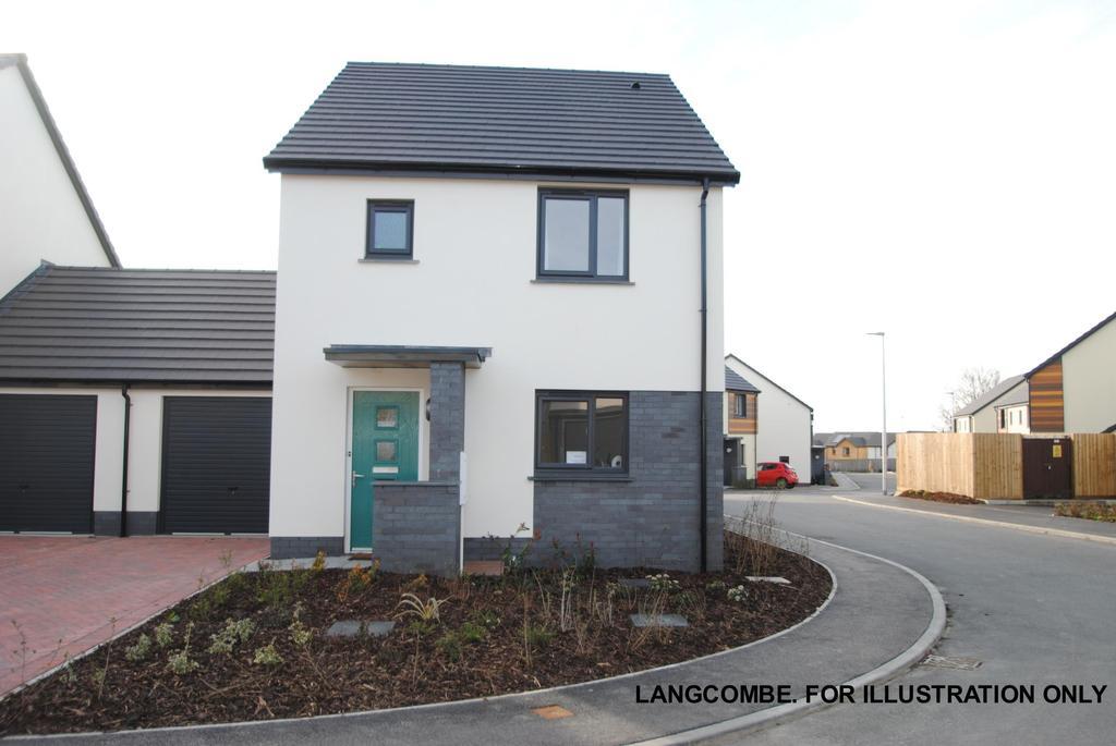 3 Bedrooms Semi Detached House for sale in Greenbank, Torrington
