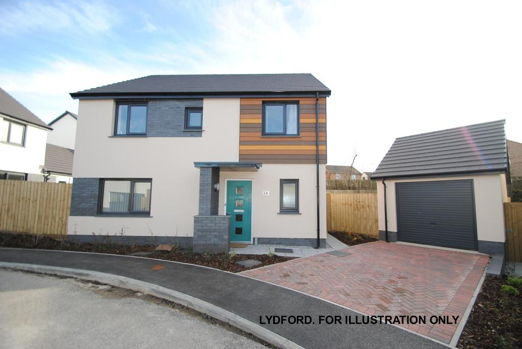 4 Bedrooms Detached House for sale in Greenbank, Torrington