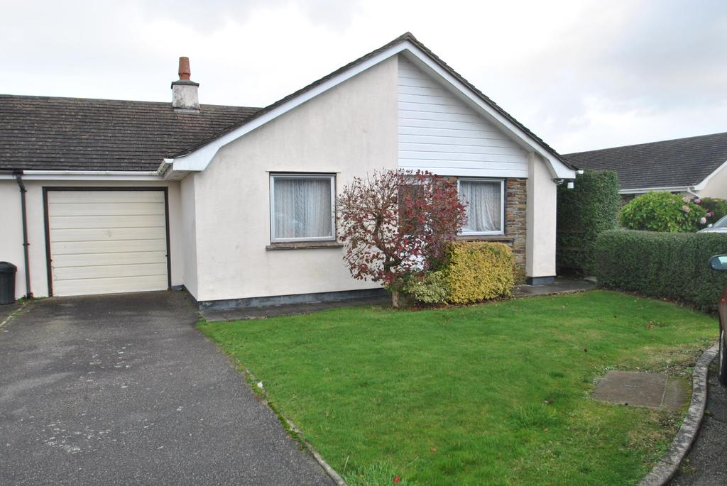 2 Bedrooms Bungalow for sale in Trewithen Parc, St. Newlyn East