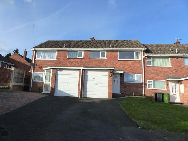 3 Bedrooms Town House for sale in Roxburgh Grove,Great Barr,Birmingham