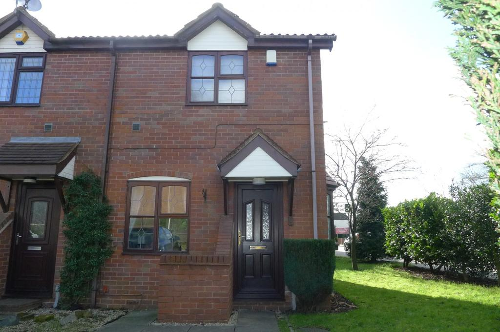 2 Bedrooms House for sale in Stable Court, DY3