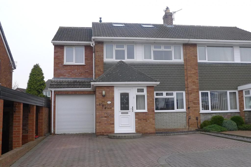 4 Bedrooms House for sale in Teagues Crescent, Trench, TF2