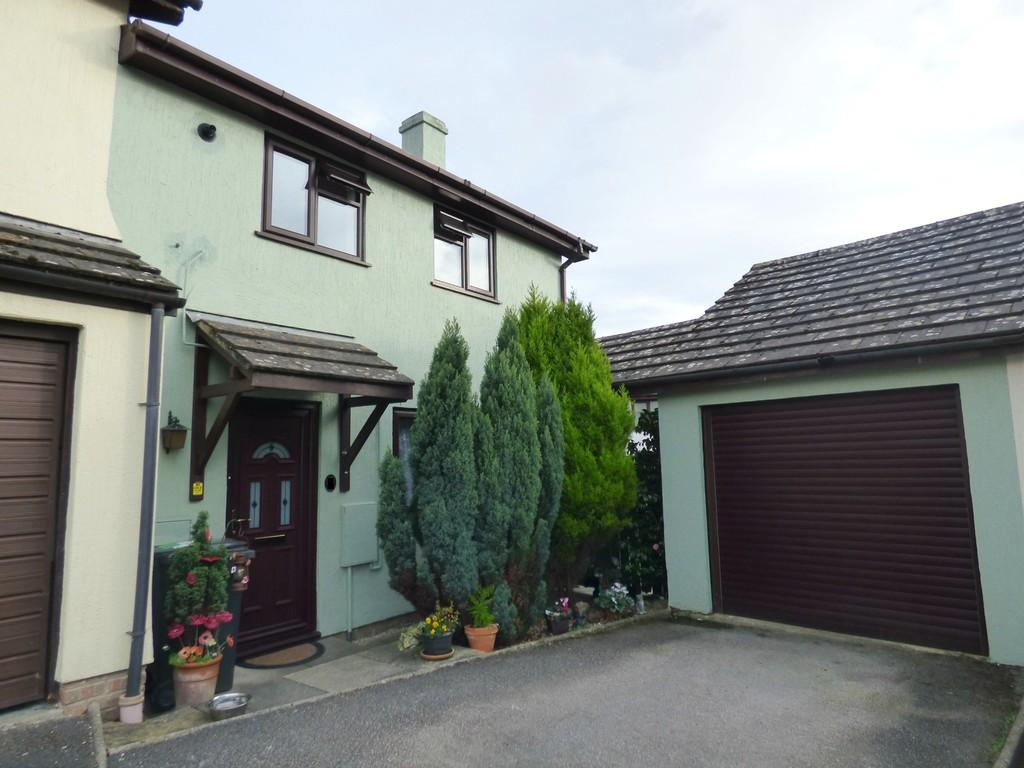 3 Bedrooms End Of Terrace House for sale in Church Mews, Kingsteignton, TQ12 3ST