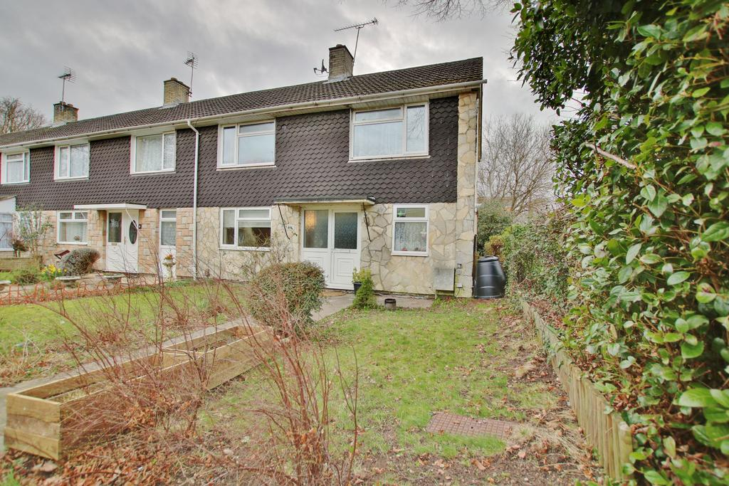 3 Bedrooms End Of Terrace House for sale in Lordswood, Southampton