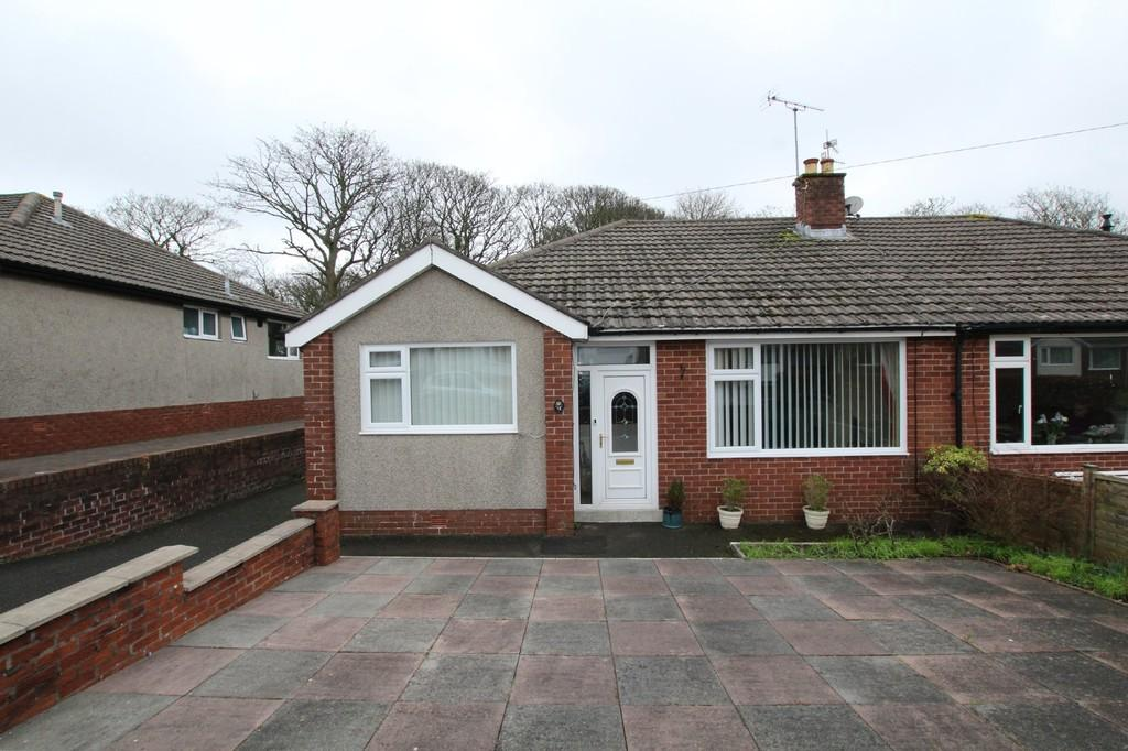 2 Bedrooms Semi Detached Bungalow for sale in 18 Glenridding Drive, Barrow