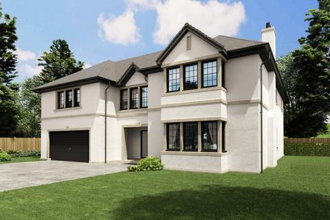 5 bedroom detached house for sale - Laurelbank, Kenmure Road, Whitecraigs, G46 6TU