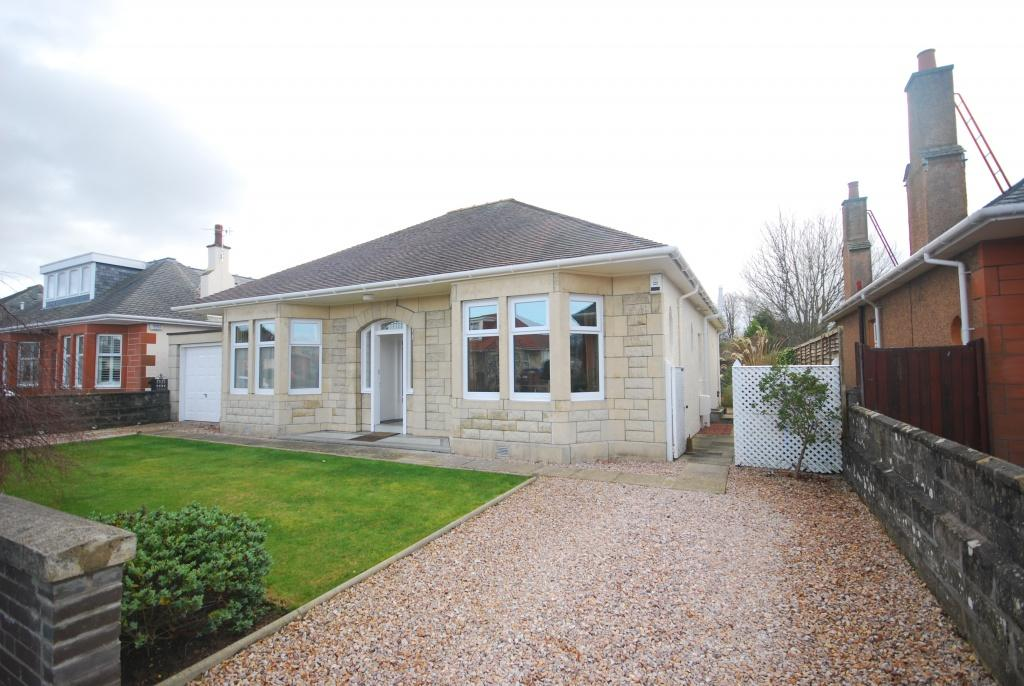 3 Bedrooms Detached Bungalow for sale in 14 Ewenfield Avenue, Ayr, KA7 2QJ