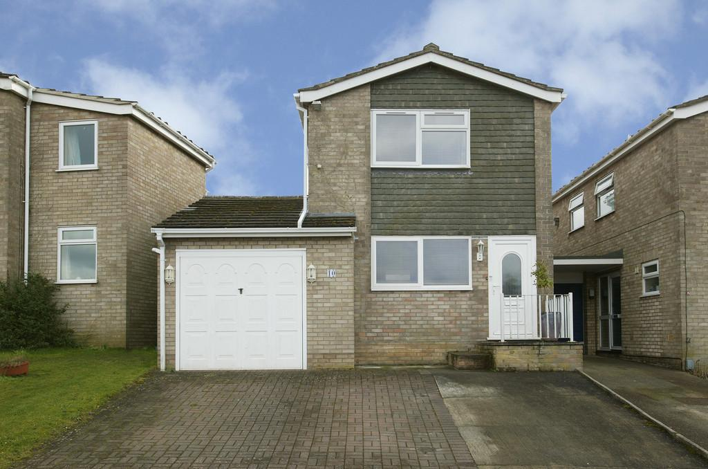 3 Bedrooms Link Detached House for sale in Amderley Drive, Eaton
