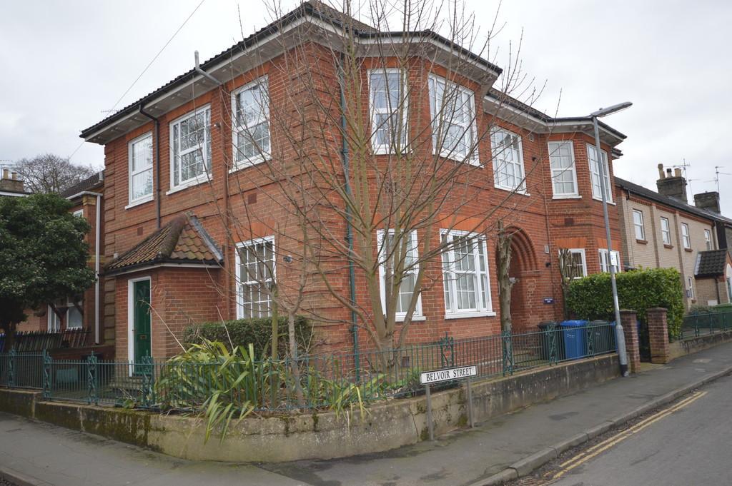2 Bedrooms Apartment Flat for sale in Belvoir Street, Norwich