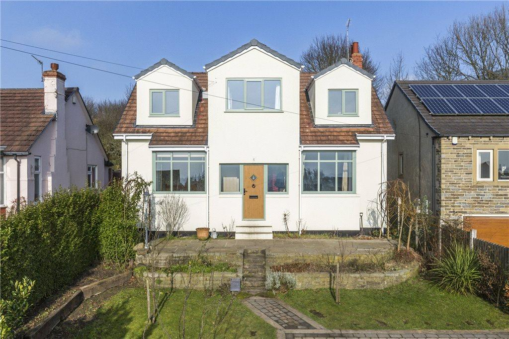 4 Bedrooms Detached House for sale in Kingfield, Guiseley, Leeds, West Yorkshire