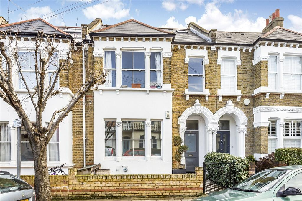 2 Bedrooms Flat for sale in Galveston Road, London, SW15