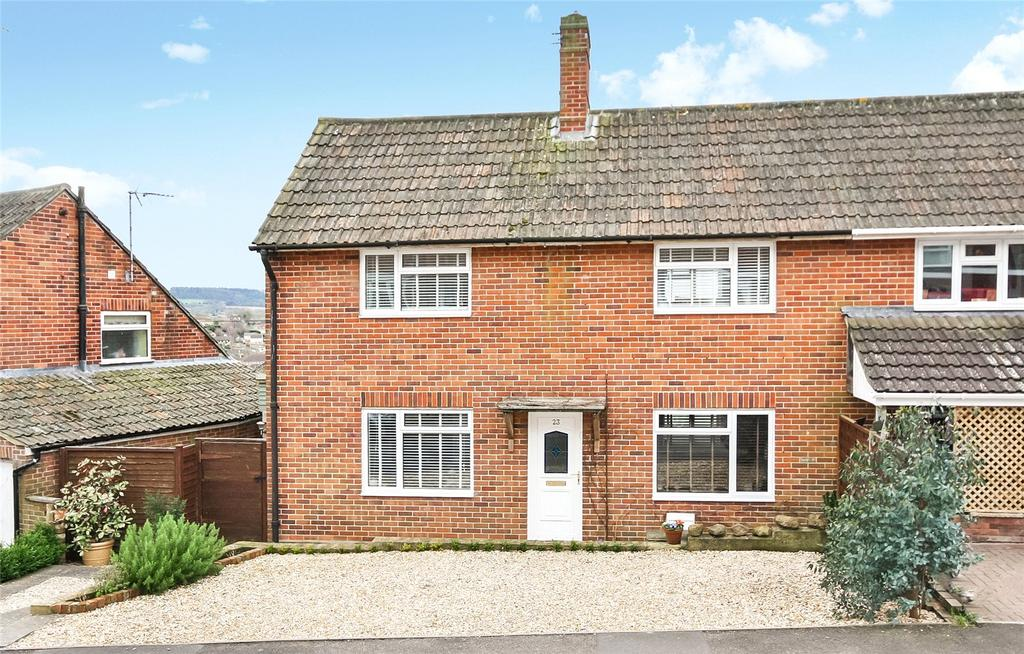 2 Bedrooms House for sale in Blackdown View, Ilminster, Somerset, TA19