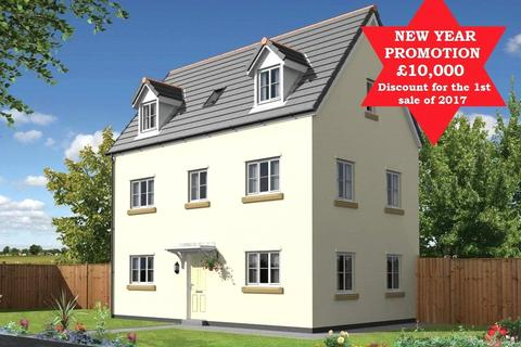 4 bedroom house for sale - Honeymead Meadow, Nadder Lane, South Molton, North Devon, EX36