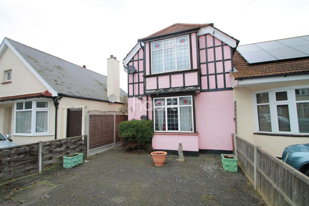 3 Bedrooms Detached House for sale in Trinity Road, Southchurch