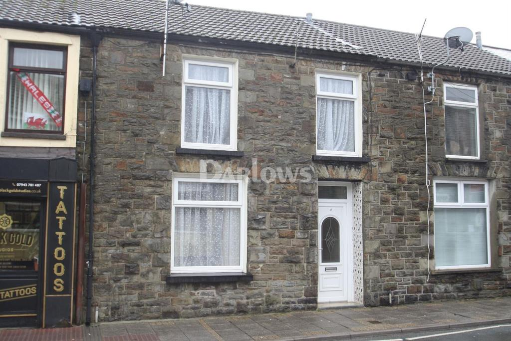 3 Bedrooms Terraced House for sale in Church Rd, Ton Pentre