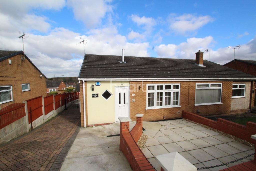 2 Bedrooms Bungalow for sale in Greenhill Lane, Kirkby-in-ashfield