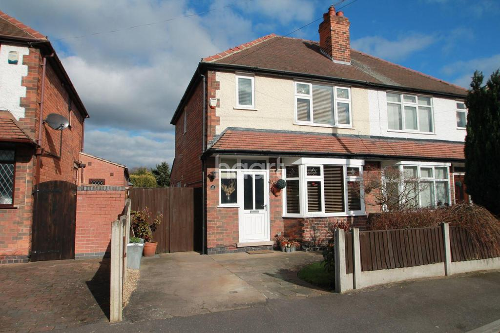 3 Bedrooms Semi Detached House for sale in Marton Road, Newark