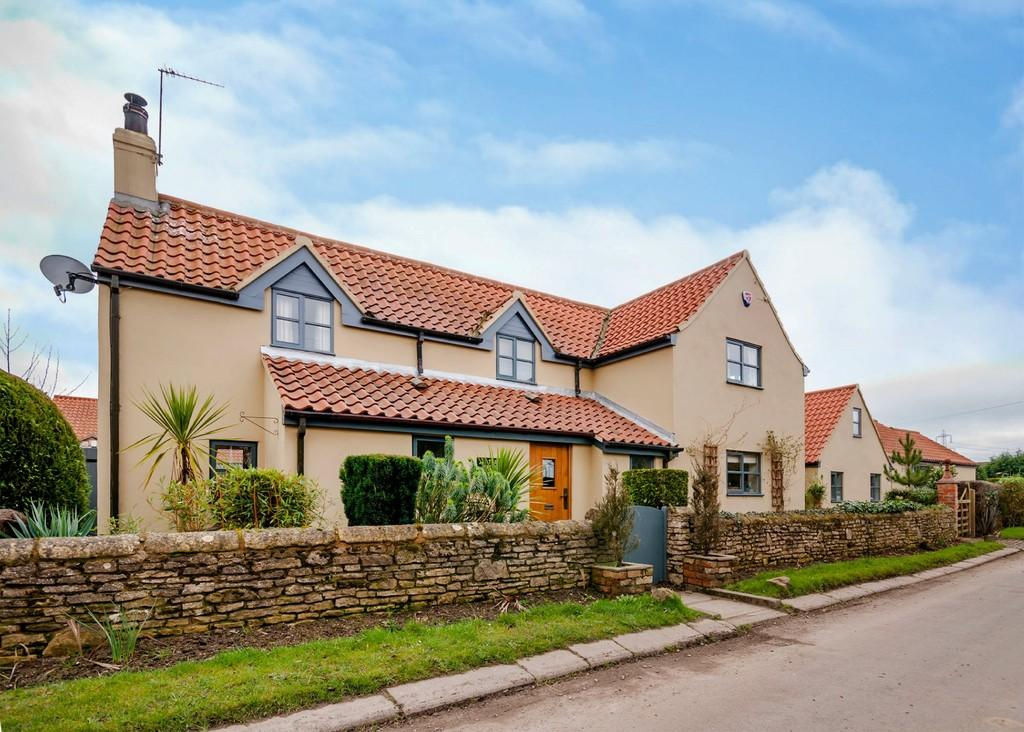 4 Bedrooms Cottage House for sale in The Cottage, Thorpe In Balne