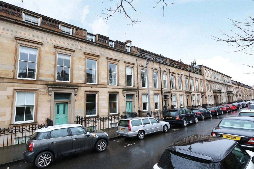 2 Bedrooms Apartment Flat for sale in Flat 3, Woodside Place, Park, Glasgow