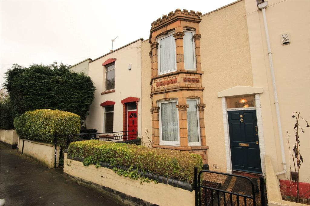 2 Bedrooms Terraced House for sale in Greenbank Road, Greenbank, Bristol, BS5
