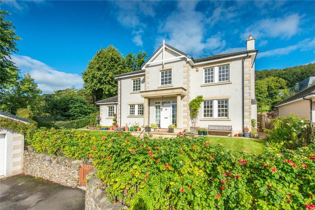 5 Bedrooms Detached House for sale in Monkswood, Gattonside, Melrose, Scottish Borders