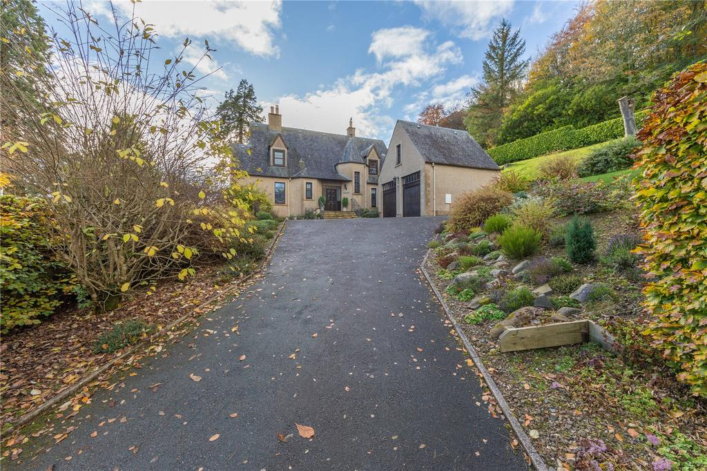 4 Bedrooms Detached House for sale in Manderville, Andrews Park, The Woll, Ashkirk, Scottish Borders