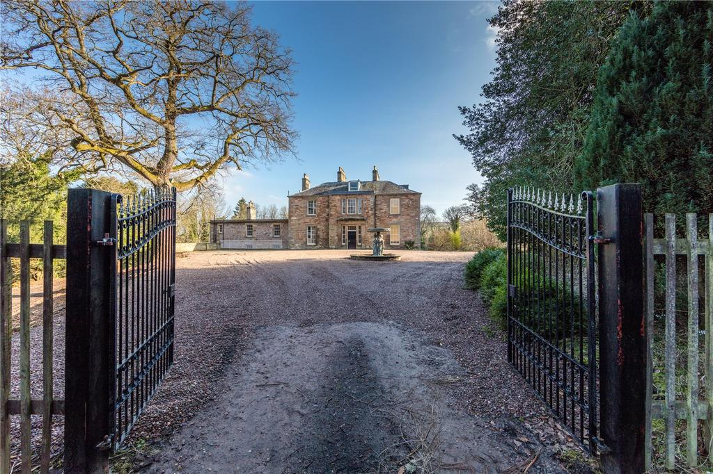 Detached House for sale in Bonjedward House, Jedburgh, Scottish Borders