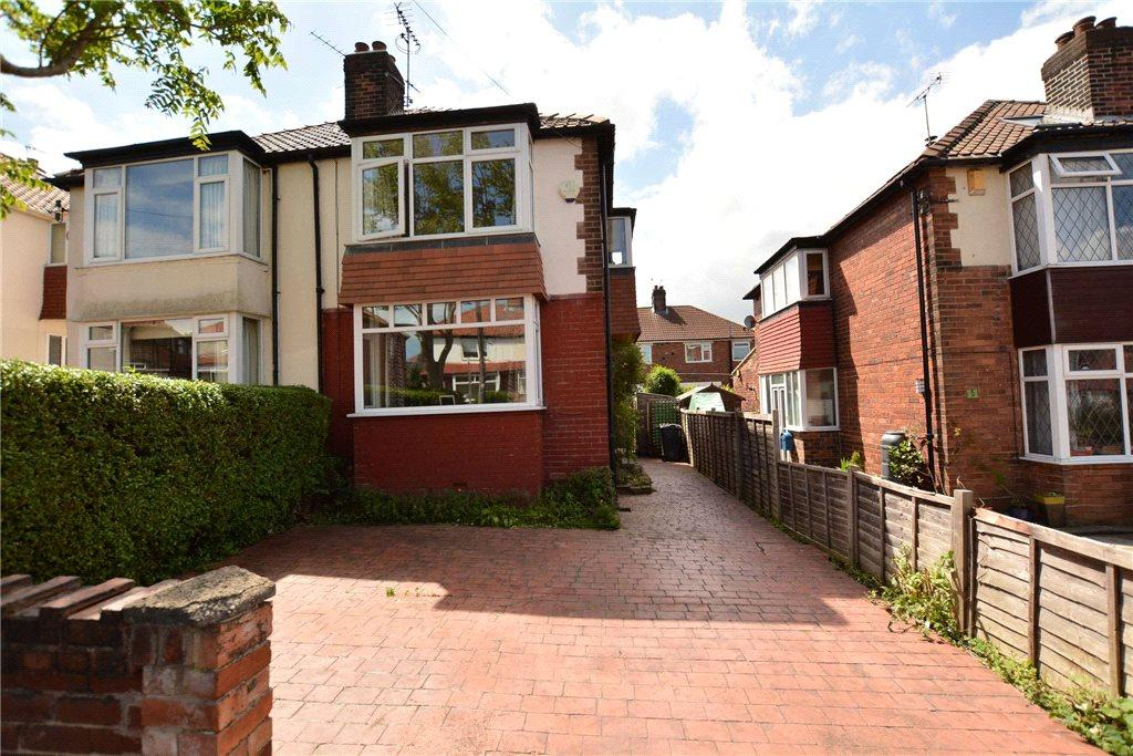 3 Bedrooms Semi Detached House for sale in Valley Road, Leeds, West Yorkshire