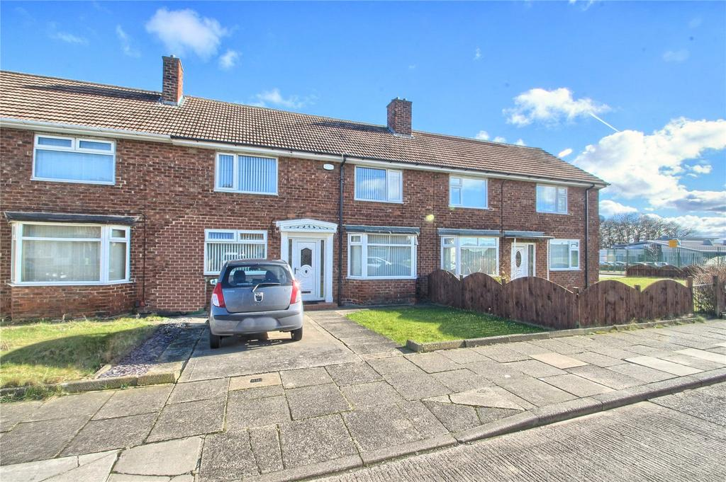 4 Bedrooms Terraced House for sale in Rolleston Avenue, Roseworth