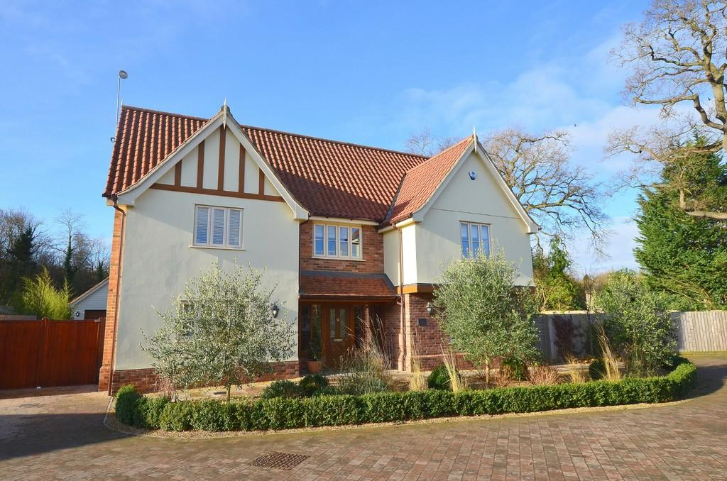 5 Bedrooms Detached House for sale in School Lane, Ufford