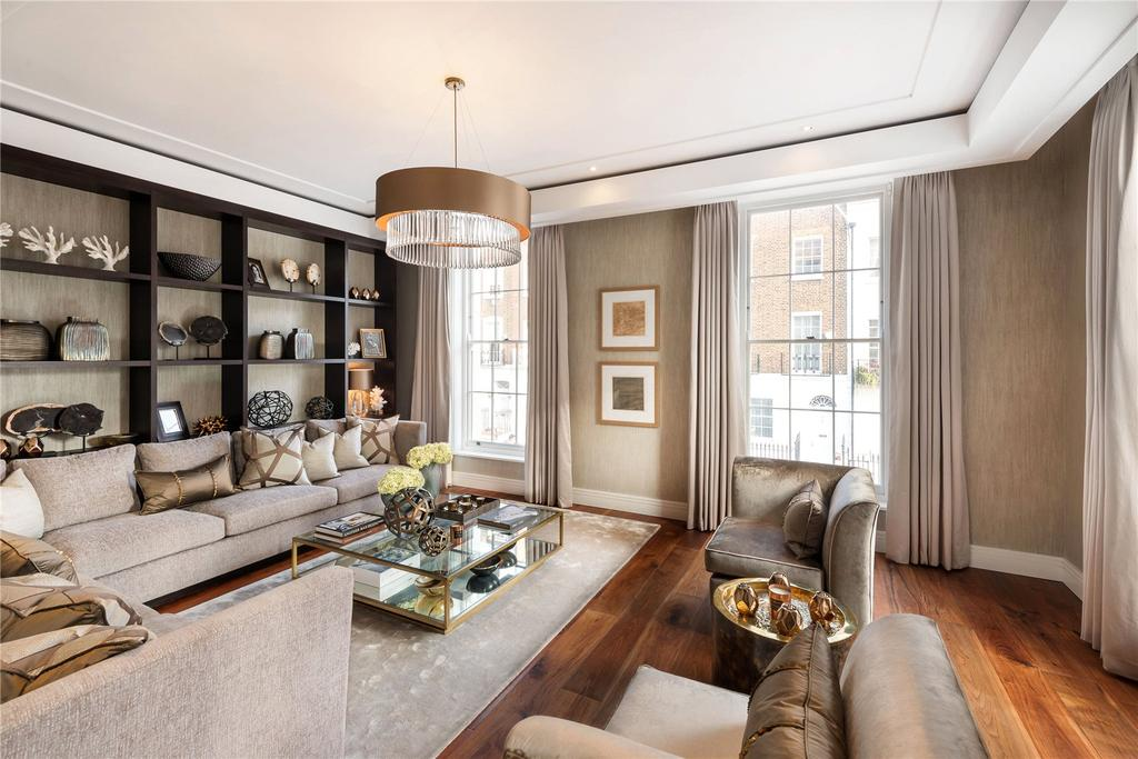 5 Bedrooms House for sale in Montpelier Street, London