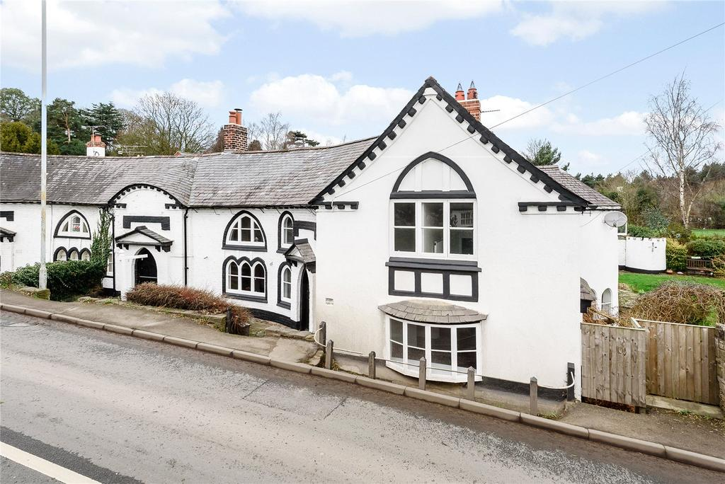 4 Bedrooms Terraced House for sale in Marford Hill, Marford, Wrexham